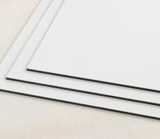DiBond - white