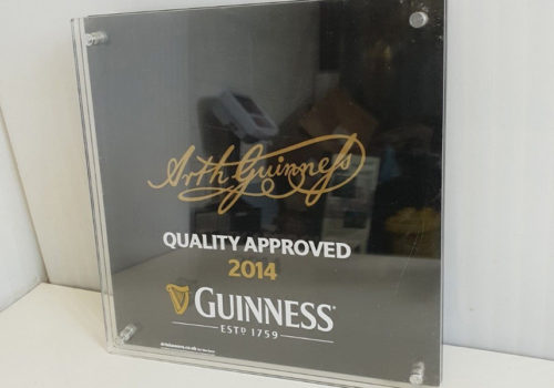 guinness-acrylic-plaque-printing
