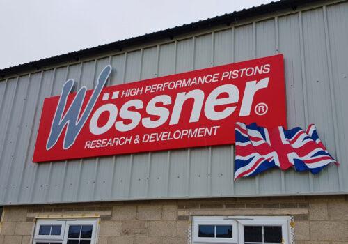 Factory Signage Essex